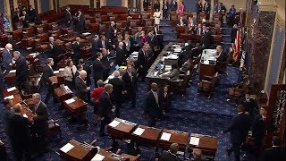 GOP working to gather support for Senate health care bill