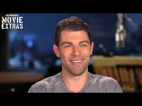 Ice Age: Collision Course | On-set with Max Greenfield 'Roger ...