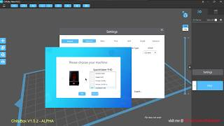 ChituBox Quickstart Guide / Ch02 - Printer Profile Setup