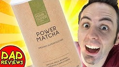 HEALTHY MATCHA SMOOTHIE | Your Superfoods Power Matcha Taste Test & Review