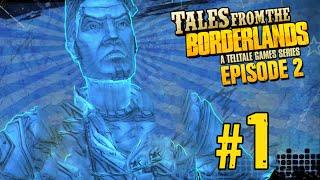 "Tales from the Borderlands: Episode 2 - Gameplay Walkthrough (Part 1) ""Jack"