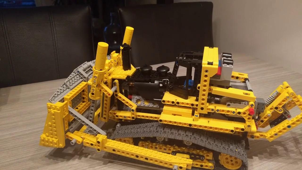 Lepin 20008 Bulldozer Review