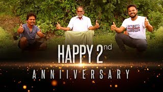 Anniversary Special Video |  2 Years of Grandpa Kitchen Journey