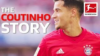 The Story of Philippe Coutinho