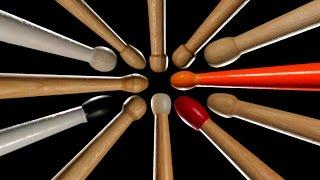 Sound Lab - Zildjian Drumsticks