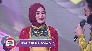 Inilah Bukti Kedekatan Uyaina & Reza DA - D'Academy Asia 5