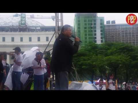 Joel Lamangan says he was imprisoned twice during Martial Law era