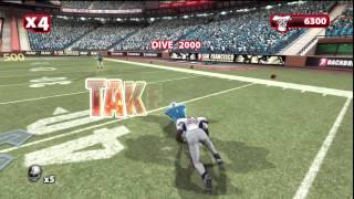 BackBreaker Vengeance Demo [PS3] [^720pHD^]