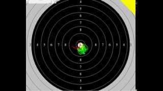 Scatt Shooting Trainer prone shot value of 10.9