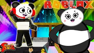 MOMMY TAKESOVER MY ROBLOX AND PLAYS FASHION FAMOUS ! Let's Play with Combo Panda