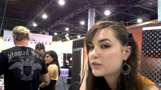 talking to Sasha Grey about gore horror films