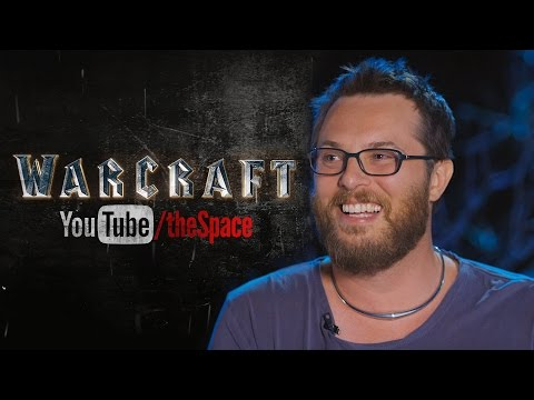 Duncan Jones: A Conversation About Warcraft And Filmmaking | YouTube Space LA