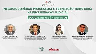 Negócio Jurídico Processual e Transação Tributária na Recuperação Judicial