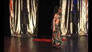 "Selma - Bauchtänzerin München 2011 - ""World of Orient"" Gala Teil 2"