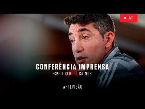 🔴📡 CONFERÊNCIA DE IMPRENSA | ANTEVISÃO #FCPFSLB