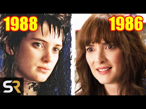 The Winona Ryder Paradox That Has Stranger Things Fans Talking