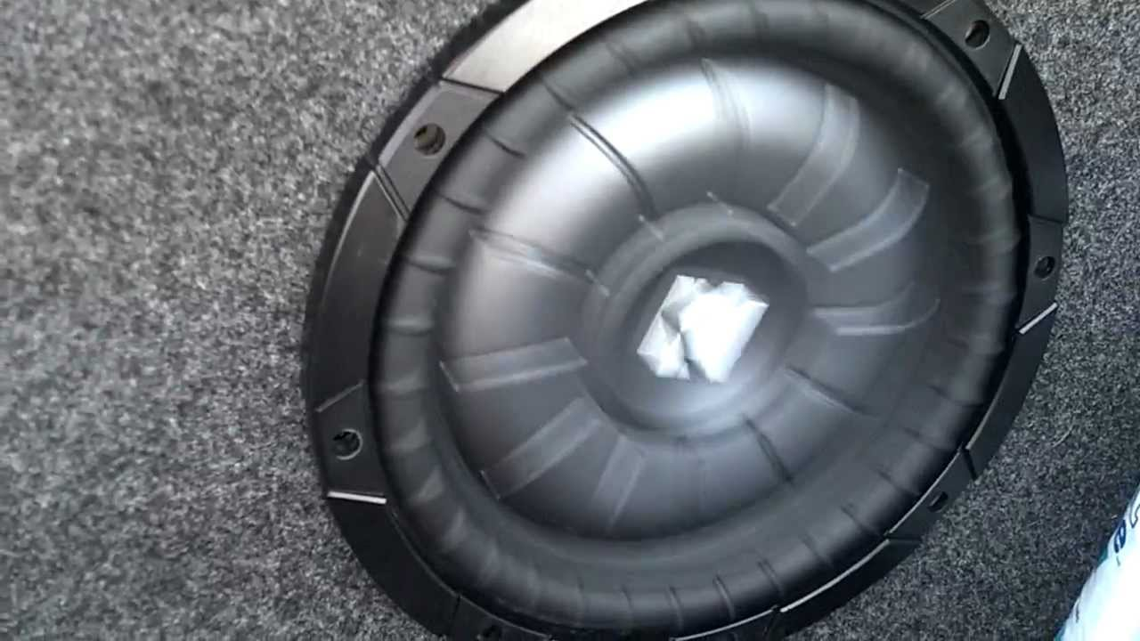 2012 Kicker Compvt's 2 10` better than vrs  garentee
