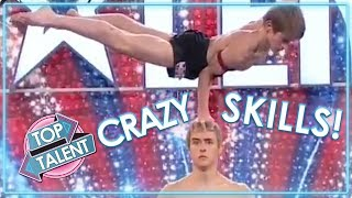 INCREDIBLE GYMNAST GROUPS On Got Talent! | Top Talent