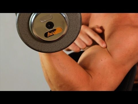 How to Do a Preacher Curl | Arm Workout