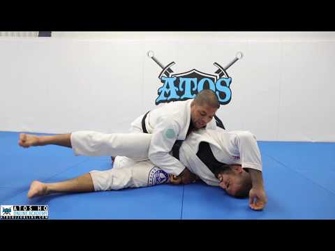 Leg drag concepts to back take - Prof. Andre Galvao