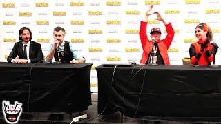 How to Combine Cosplay, Comics & Comedy | MELF & Sean Ward Show MegaCon Panel!