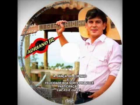Adriano Jr. Boa Sorte pra Você , participação Lucas e Luan.