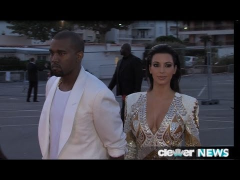 Kim Kardashian and Kanye West WEDDING DETAILS!