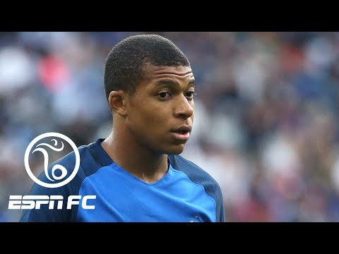 Real Madrid Crazy Not To Sign Kylian Mbappé   ESPN FC