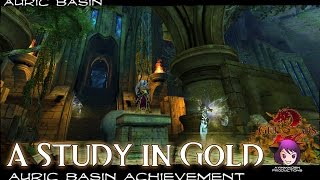 ★ Guild Wars 2 ★ - A Study in Gold achievement