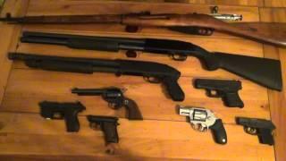 Gun Collection Update : September 2012