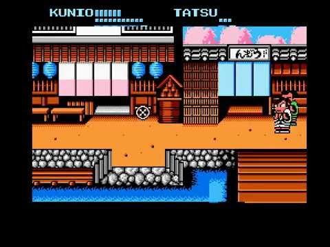 NES Longplay [254] Downtown Special: Kunio-kun no Jidaigeki da yo Zen'in Shugo!