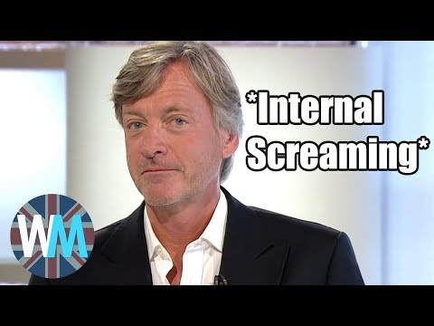 Top 10 Ultra-Awkward Richard Madeley Moments