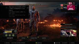 Call Of Duty Blackout hit that sub button and stream with me. Hey everyone were almost at 100 subs.