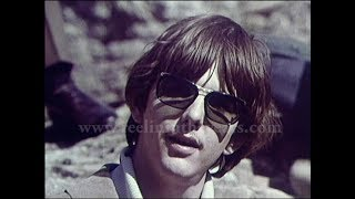 "The Byrds w/Gram Parsons- ""Mr. Spaceman"" 1968 (Reelin' In The Years Archive)"