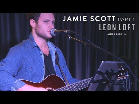 "Jamie Scott performs ""My Hurricane"" live at the Leon Loft"
