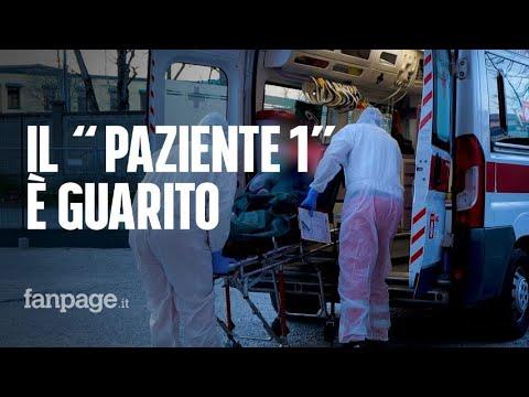 Coronavirus, guarito Mattia, il 38enne di Codogno: 'Paziente 1 curato con farmaci sperimentali'