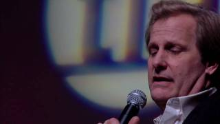 Jeff Daniels talks about his role in the Answer Man with Lauren Graham
