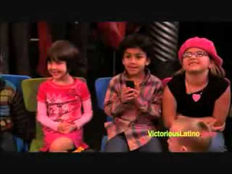 Victorious-The Diddly Bops song