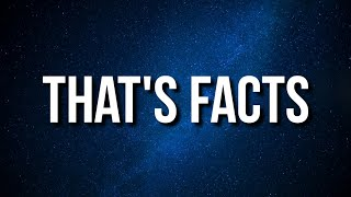 Lil Baby & Lil Durk - That's Facts (Lyrics)