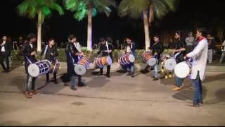 BEST DHOL IN DELHI ( RedEye Entertainers ) thumbnail