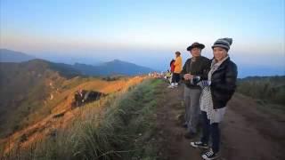 ทั่วถิ่นแดนไทย ตอน เส้นทางแห่งความสุข ภูชี้ฟ้า จ.เชียงราย
