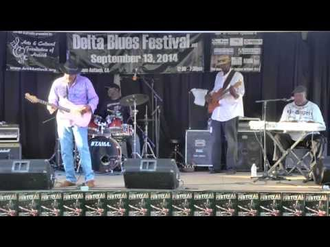 2014 Delta Blues Fest:  Gregg Wright
