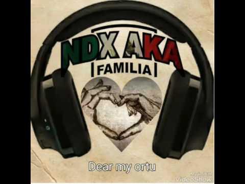 NDX A.K.A - Dear My Ortu (feat. MK) [MIX]