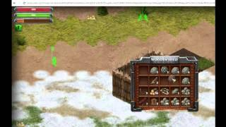 Wild Terra Online alpha 0.8.1.17 Farming let's play eps 2