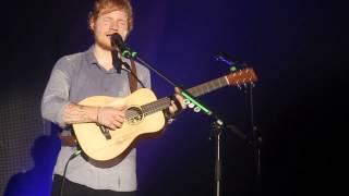 """Ed Sheeran """"New York"""" New Single Live @Alcatraz Milano 20\11\2014 HD"""