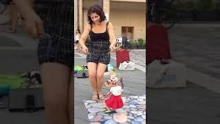 Мышь танцует под песню Despasito