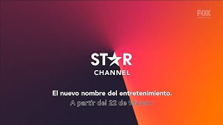 FOX Channel se llamará STAR Channel - El nuevo nombre del entretenimiento (Febrero 2020)