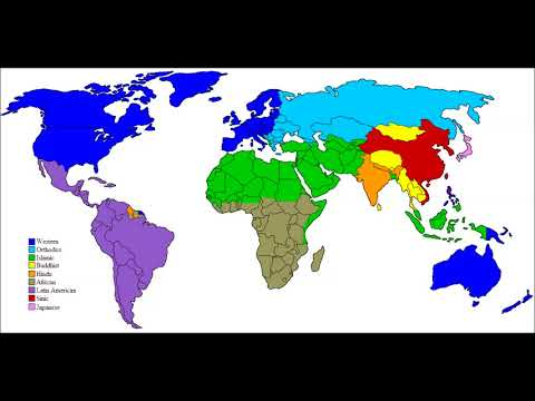 End Of History   Clash Of Civilizations