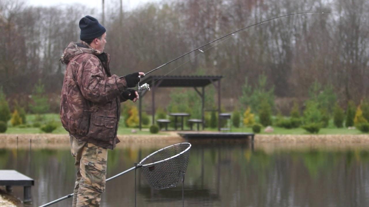 Рыбалка в подмосковье с хорошим клевом