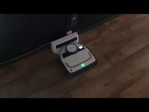 kobold vr200 saugroboter mit amazon alexa steuern youtube. Black Bedroom Furniture Sets. Home Design Ideas